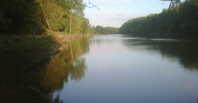 Waterfront Land on Minnesota River